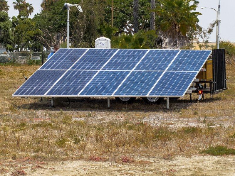 FD2016 solar array